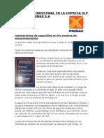 Seguridad Industrial en La Empresa Glp Primax s