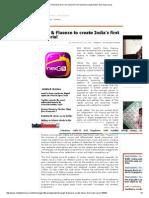 Indian Television Dot Com _ NexGTv & Fluence to Create India's First Mobi-serial