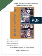Guia de Estudio Modulos INEA Mexico nuestro hogar