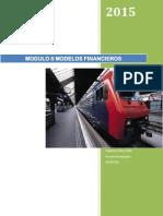 Modulo II Modelos Financieros