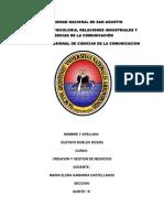 Desarrollo Economico Actual Del Peru