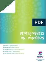 PROTAGONISTAS EN CONEXION - PARAGUAY - GI - PORTALGUARANI