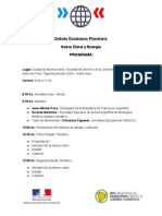 Programa Debate Ciudadano