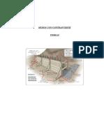 Muros de Contencion Con Contrafuerte - Tomo II