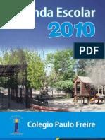 Agenda Colegio Paulo Freire