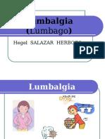 Lumbalgia Prevención