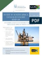 Oceans Economy Flyer