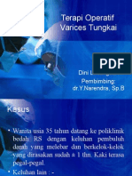 Stripping Varices -Lintang