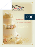 Costeaux Wedding Booklet