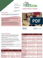 Cardiac Phase IV Leaflet September 2014