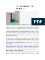 Tutorial de autocad