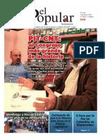 El Popular 310 Órgano de Prensa Oficial del Partido Comunista de Uruguay
