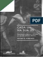 Texto 5, Dias 11 e 18 de Março. Brasil, Salvação Numa Sociedade Escravocrata