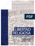 Boletín No. 1 - Libertad Religiosa - Movimiento MIRA