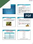 Alteración microbiana de frutas y verduras