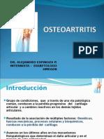 Clase 1 Osteoartritis