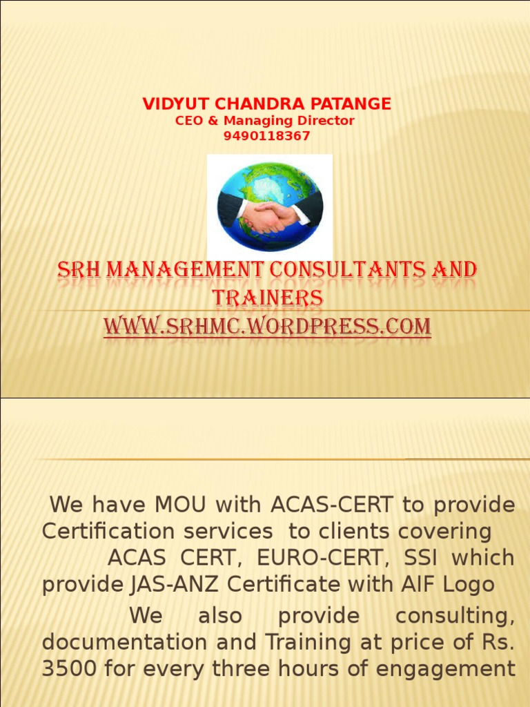 Iso Certifications Quality Management System Iso 9000
