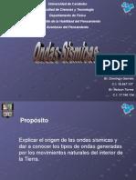 Ondas Sismicas diapositivas