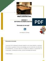 DEMANDA DE MERCADO