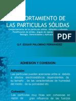 9 Na Clase Comportamiento de Las Particulas Solidas 2014-2