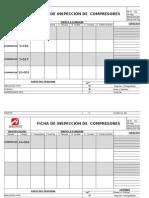 Ficha de Inspeccion de Compresores