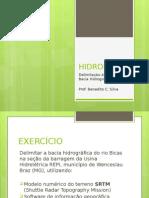 HID007 - Prática 1 - Delimitação de Bacia