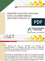 Procesos de Paz en Colombia