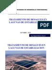 Tratamiento de Desagües en Lagunas Estabilización a.R.