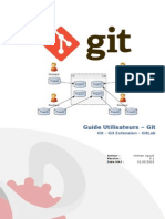 Guide Utilisateurs GIT V0.1