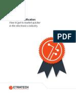 Strategic Certification