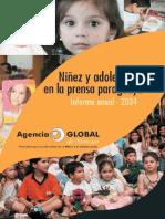 NINEZ Y ADOLESCENCIA EN LA PRENSA PARAGUAYA 2004 - GI - PORTALGUARANI