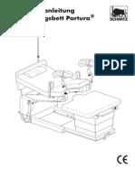 Schmitz Partura Delivery Bed - Reparaturanleitung