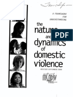 Nature and Dynamics of DV