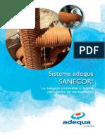 Sistema Adequa SANECOR V1