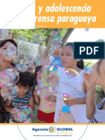 NINEZ Y ADOLESCENCIA EN LA PRENSA PARAGUAYA 2013 - GI - PORTALGUARANI
