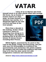 Avatar is the Story of an Ex-Marine