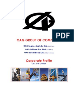 OAG O&G Corporate Profile