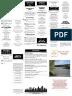 June 7, 2015 Worship Folder