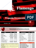 Orçamento Flamengo 2015