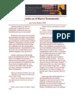 La Eucaristía en el Nuevo Testamento (Scott Hahn)