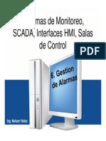 6. ISA 18.2 Gestion de Alarmas