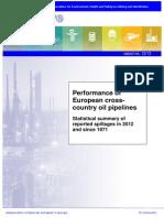 Rpt Concawe - Failure Pipelines