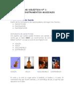 Guia No 6 Instrumentos Musicales.