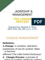Change Process