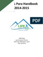 2014-2015 staff handbook