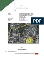 contoh report Rancangan Orientasi Sekolah (ROS)
