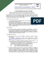 EditaldeSeleção MPEE 02 2015