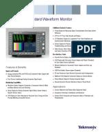 1741C Analog NTSC Comp Waveform Vector