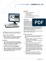 MTM400A Digital Video Monitor Datasheet 11