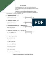 Definiciones de ecuaciones y función exponencial-logarítmica